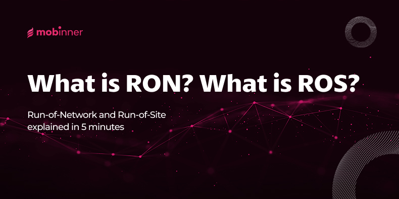 What is RON? What is ROS?
